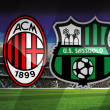 Ma este 20:45-kor Milan-Sassuolo a 31. forduló zárómérkőzésén.
