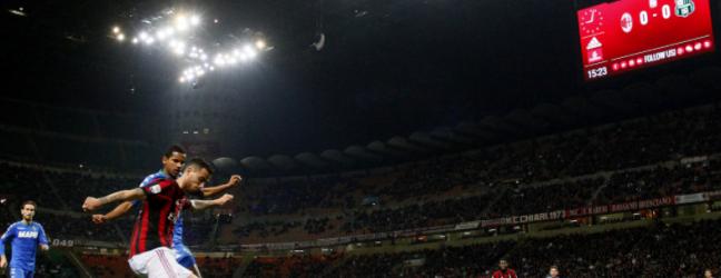 Milan-Sassuolo 1-1.