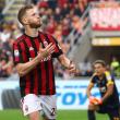 A 4-1-es győzelem után a gólszerzők közül Abate, Cutrone és Borini is nyilatkozott.