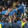 Nagyszerű meccsen búcsúzott az olasz legenda.