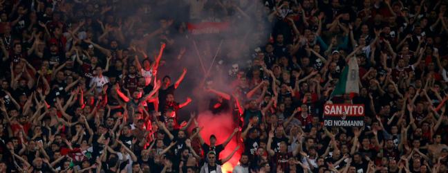 Juventus-Milan 4-0.