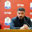 """""""Egy olyan csapat ellen játszunk, amely uralta az olasz labdarúgást és főszereplő volt Európában. Két Bajnokok Ligája-döntőt játszottak, nagyszerű mentalitásuk és remek játékosaik vannak. A győzelem érdekében valami rendkívüli dolgot kell tennünk."""""""