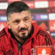 Gennaro Gattuso megtartotta szokásos sajtótájékoztatóját.