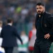 Az összecsapást követően Gennaro Gattuso csalódottan értékelt és úgy véli, hogy az eredmény nem tükrözi a játék képét.